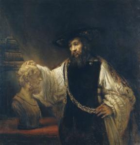 Rembrandt - Aristotle & Homer