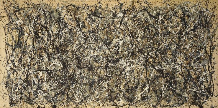 """J. Pollock, """"One: Number 31"""""""