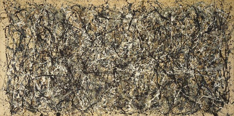 "J. Pollock, ""One: Number 31"""